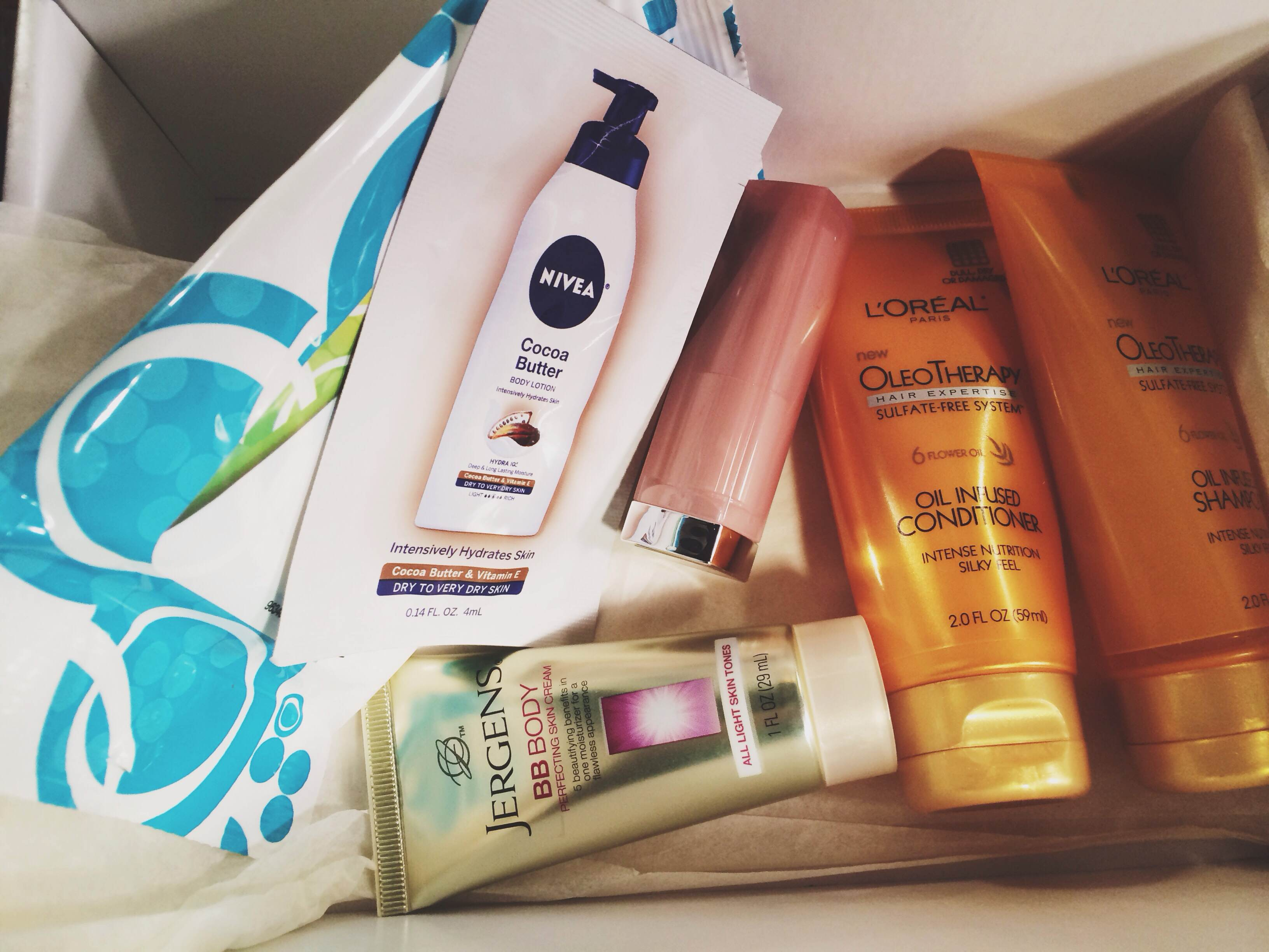 Unboxing and Review: Walmart Beauty Box and Lip Monthly   Luna ...
