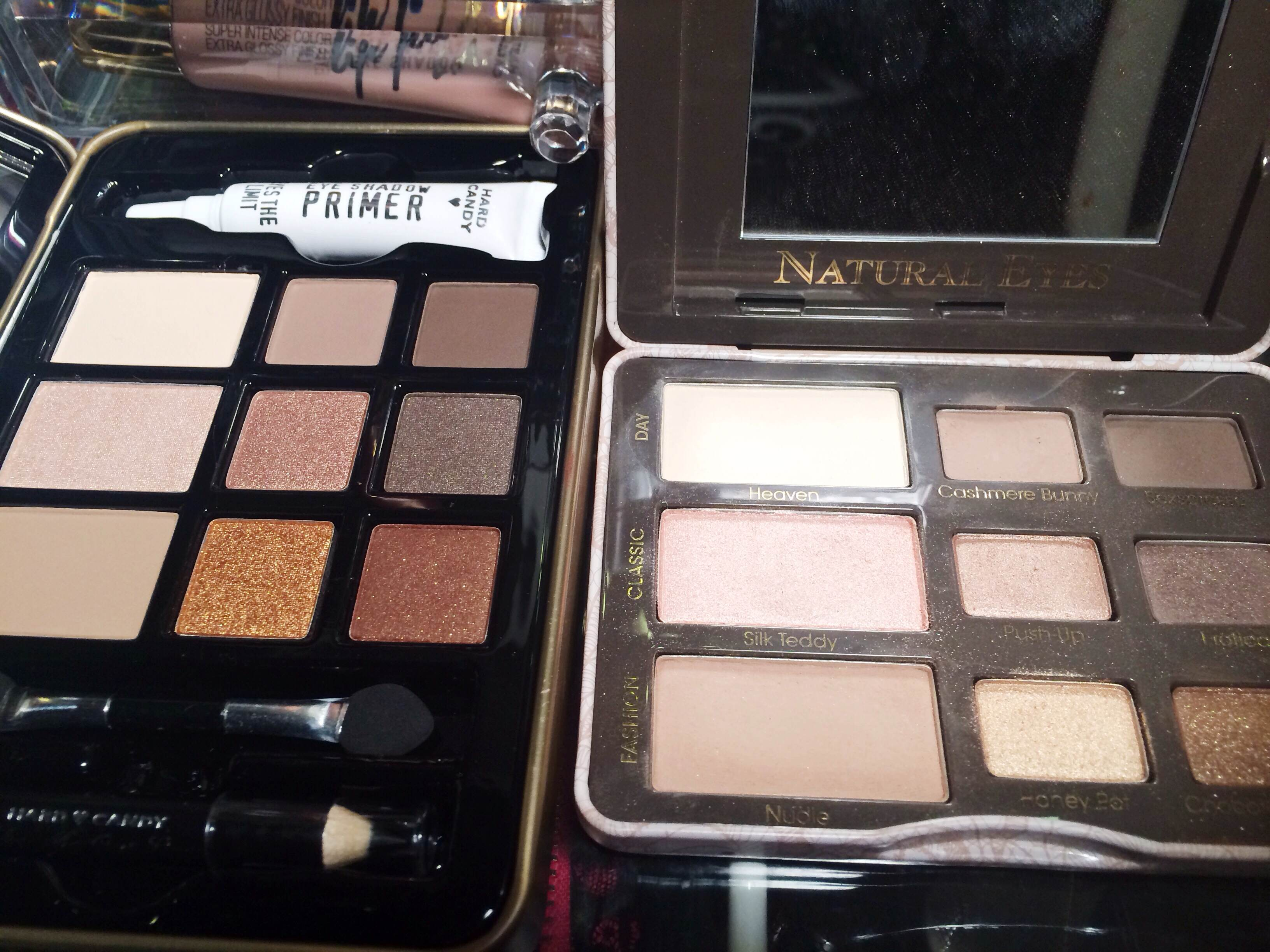 Hard Candy Natural Eyes Potential Dupe Luna Faye Beauty