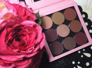 morphe shadows