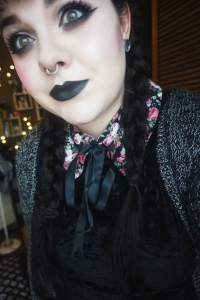 wednesday addams costume
