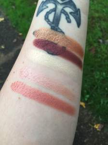 city color shimmer shadows