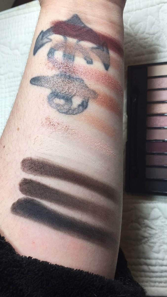 wet n wild eye palette