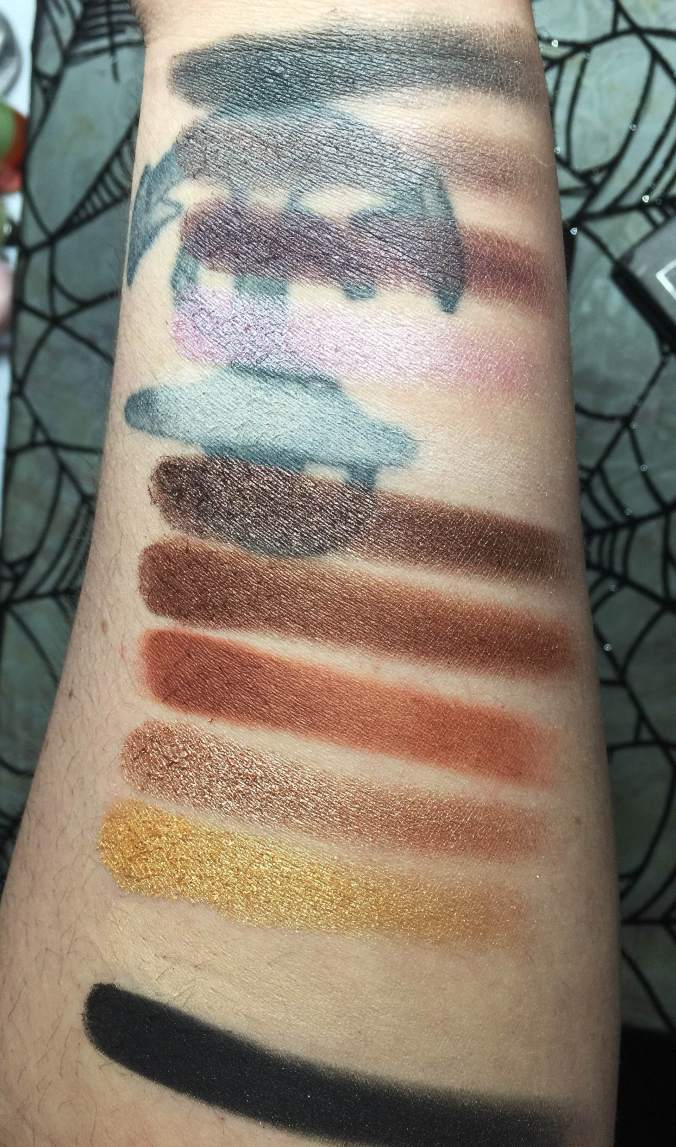 BH cosmetics eyeshadow